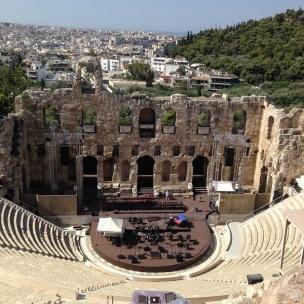 Odeon de Herodes Ático