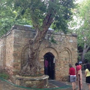 Casa da Virgem Maria