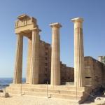Acrópole de Lindos