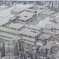 Palácio de Knossos - reconstrução simulatória