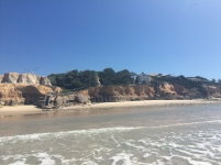 Praia das Fontes (Hotel das Falésias)