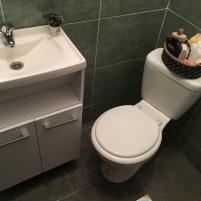 Banheiro do hóspede