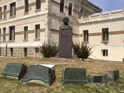 Homenagem ao fundador Francisco Piria