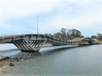 Ponte Ondulada Leonel Vieira