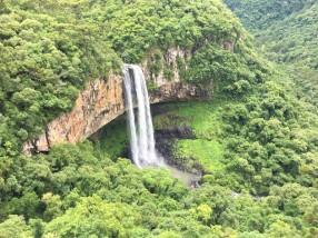 Parque do Caracol - Cascata
