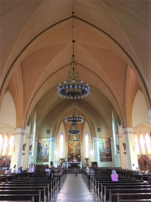 Catedral de Pedra (interior)