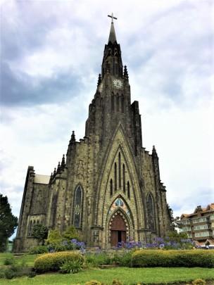 Catedral de Pedra (exterior)