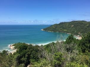 Durante o percurso (Praia da Conceição)
